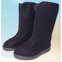Moteriški batai iš tekstilės