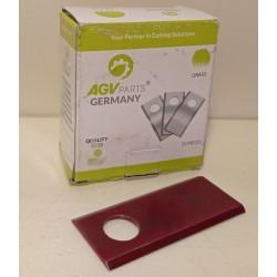 Peiliai rotaciniai AGV (dėž.)